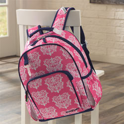 Damask Medium Backpack