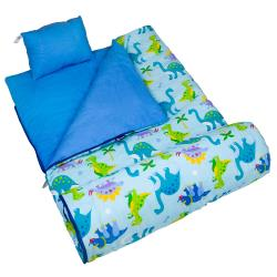 Dinosaur Land Sleeping Bag