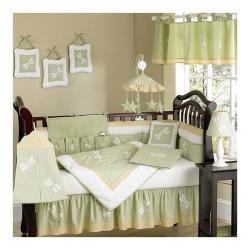 Dragonfly Dreams Crib Bedding Set