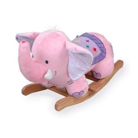 Ellie the Elephant Rocker