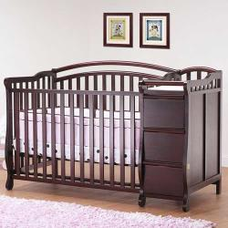 Eva Crib N Bed with Changer