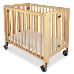 Full Size Foldable Crib