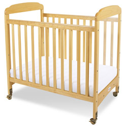 Serenity Compact Fixed-Side Crib