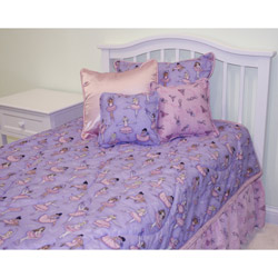 Ballerina Twin Bedding Set