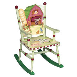 Children's Little Farmhouse Rocker