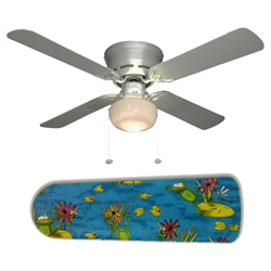 Frog Pond Fun Ceiling Fan