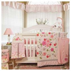 Garden District Crib Bedding