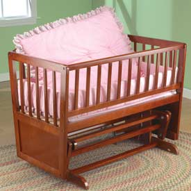Gliding Cradle and Loveseat