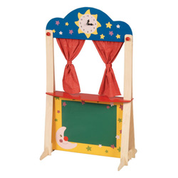 Storytime Puppet Theater