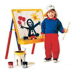 Unique Children's Easel