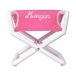 Personalized Tot's Director's Chair