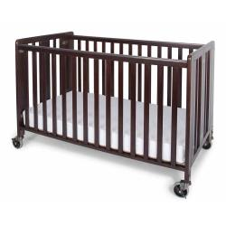 Hide Away Cherry Full-Size Crib