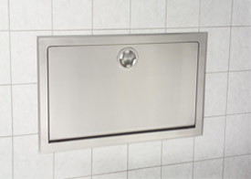 Stainless Steel Changing Station
