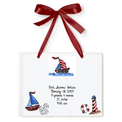 Nautical Birth Certificate
