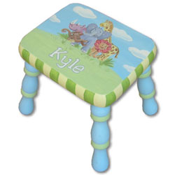 Jungle Stool
