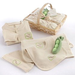 Sweet Pea Organic Layette Set