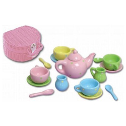Lil' Doll Tea Set