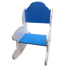 Kids Blue Rocker