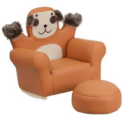 Kids Cuddly Critter Rocker