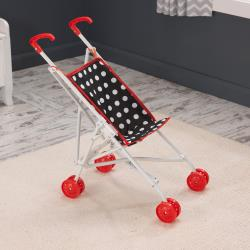 Lady Bug Doll Stroller