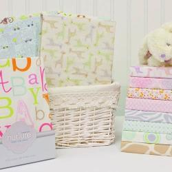 Mix and Match Crib Sheets