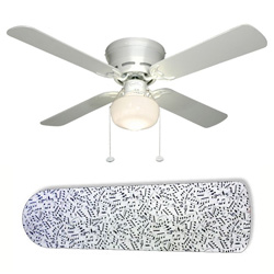Music To My Ears Ceiling Fan