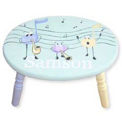 Musical Family Stool