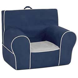 Navy Grab-N-Go Kids Chair