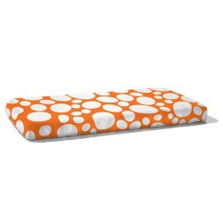 Organic Riverbed Fitted Crib Sheet