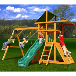 Congo Outing lll Swing Set