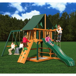 Overlook Swing Set
