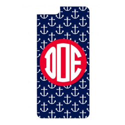 Personalized Anchor iPhone Case