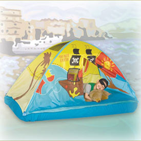 Pirates Bed Tent & Bed Tent