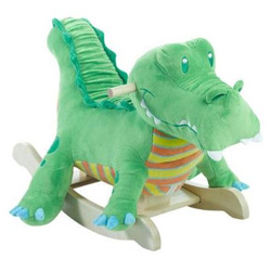 Personalized Kyle Crocodile Rocker