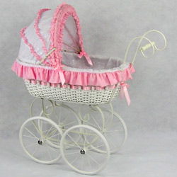 Jacqueline Doll Carriage