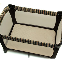 Cotton Porta Crib Pad