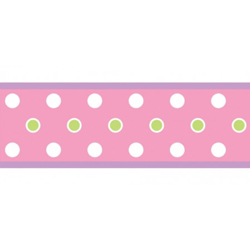 Dot Peel & Stick Border