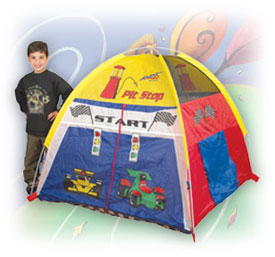 Rad Racer Play Tent