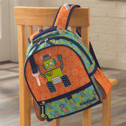 Robot Small Backpack