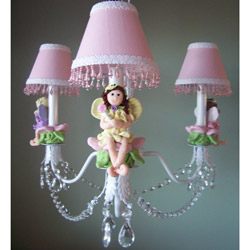 My Fairy Princess Chandelier