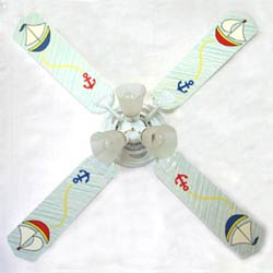 Sail Away Ceiling Fan