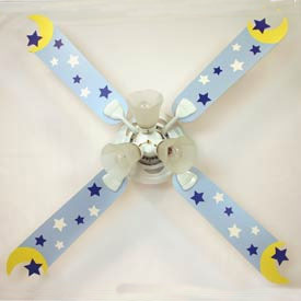 Twinkle,Twinkle Little Star Ceiling Fan