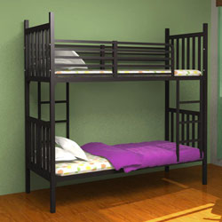Space Saving Metal Bunk Bed