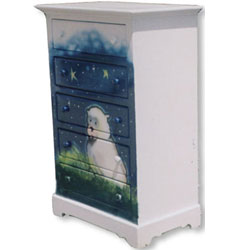 Sheep Leap Chest Of Drawers