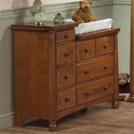 Sidney Combo Dresser/Changer