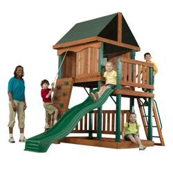 Design 3 Wooden Play Set