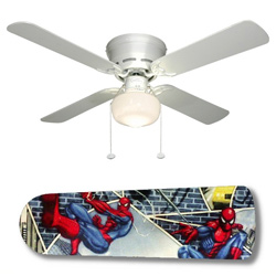 Spiderman Superhero Ceiling Fan