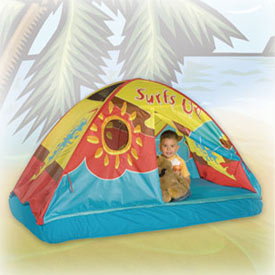 Surfs Up Bed Tent
