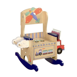 Wings & Wheels Potty Chair