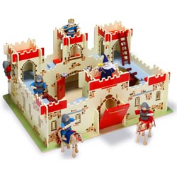Knight's Fortress Play Set